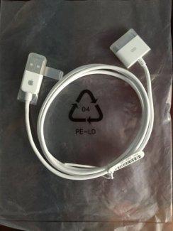 Cáp iP4s Zin Apple