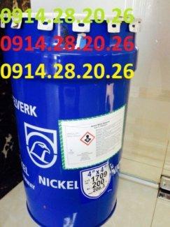 Bán Niken Dương cực, Niken-Nickel-Kền Inco xi mạ