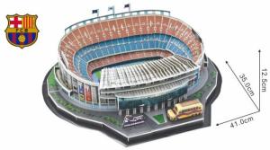Bán mô hình sân vận động các đội bóng arsenal, chelsea, mu, real, barca
