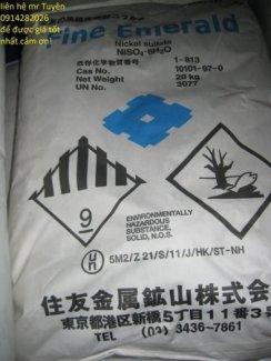 Bán NiSO4-Nickel-Sulfate-Niken-Sunphat-Sumitomo