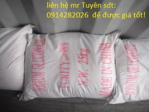 Bán Sodium Gluconate C6H11NaO7 - phụ gia bê tông
