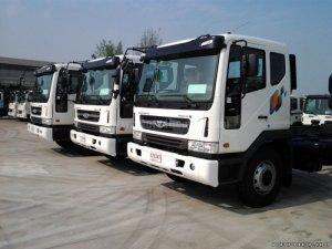 Nhà máy chuyên bán tải Daewoo M9CEF 19 tấn  ( nhôm,inox)  mới,cọc 30% giao xe