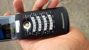 BlackBerry 8220, wifi, mới 99%, nguyên zin, BH 3 tháng