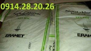 Bán NiCl2-nickel-chloride-Niken-Clorua