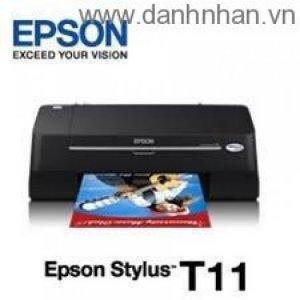 Máy in phun màu khổ A4 EPSON - T11