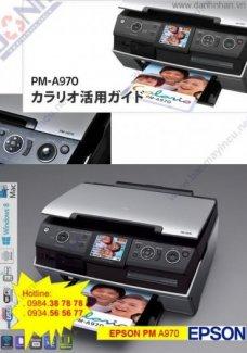 Máy in cũ epson PM -A970 mới về