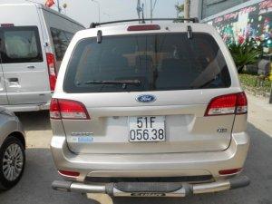 Bán Ford Escape 4x2 XLS ghi vàng sx 2010 bstp