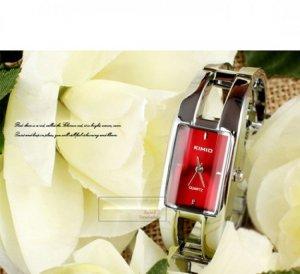 Đồng hồ đeo tay nữ Kimio mặt vuông