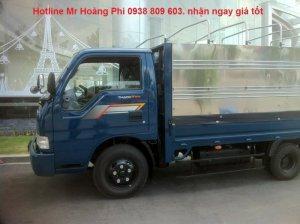 Xe tải 2t4, Kia K3000s, K165s, K27000 K190,...