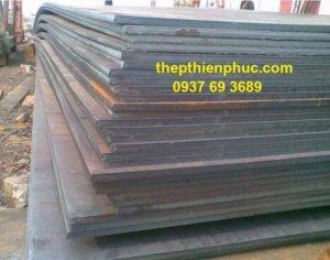 Tấm thép chịu nhiệt lò hơi a515,a516,sm490,ss490