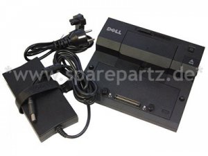 Dock Dell Precision M4800,M6800, DELL E-Port Replicator With USB 3.0 With 240-Watt For Dell Precision