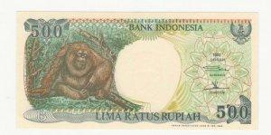 Tiền con khỉ indonesia năm 2016