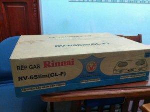 Bếp gas rinnai RV -Slim GL-F