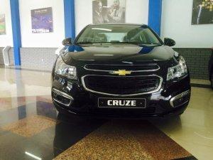 Bán xe Chevrolet Cruze 1.8 LTZ năm 2015, màu...
