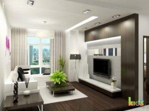 Thiết kế nội thất chung cư, căn hộ đẹp hợp phong thủy