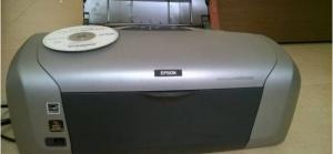 Máy in màu EPSON R230