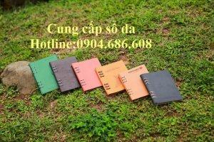 Xưởng sản xuất sổ da tại Hà Nội, sổ da giá rẻ, sổ da quà tặng