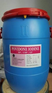 Cung cấp  POV Iodine, Protectol 50% diệt khuẩn trong ao nuôi