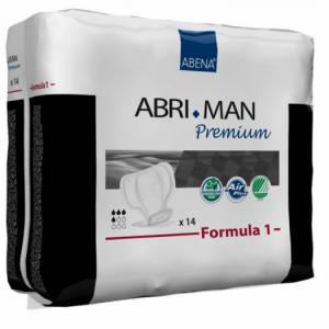 Băng Vệ Sinh Nam ABRI-MAN Formula 1 - Mức thấm hút 450ml