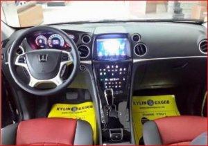 Luxgen u7 sport 2.2 turbo 2015