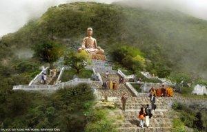 Tour lễ phật Yên Tử - Chùa Ba Vàng 1 ngày