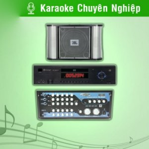 Dàn Karaoke Chuyên Nghiệp 8