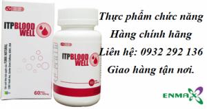 ITP Bloodwell hỗ trợ điều trị suy giảm tiểu cầu