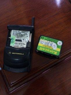 Điện thoại Motorola Startac