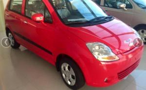 Cần bán Chevrolet spark van 0.8 2 chỗ màu đỏ