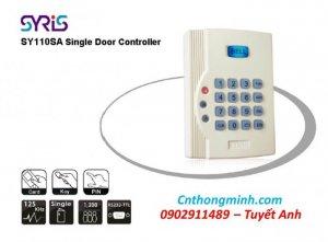 Máy Kiểm Soát Cửa Bằng Thẻ Cảm Ứng Syris Sy-110Sa