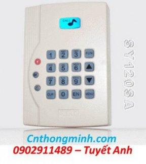 Máy Kiểm Soát Cửa Bằng Thẻ Cảm Ứng Syris Sy-120Sa