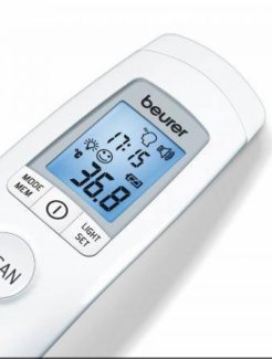 Nhiệt kế điện tử đo trán Beurer FT90 của CHLB Đức hàng nhập khẩu chính hãng - Công ty Hợp Phát