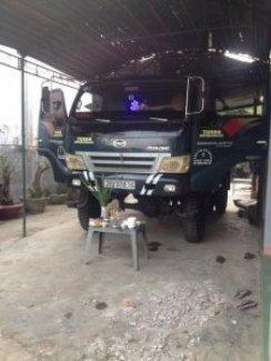 Ban xe tải Cửu Long đời 2009