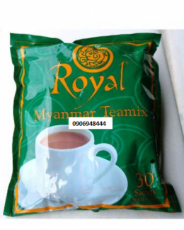 Trà sữa Royal Myanmar