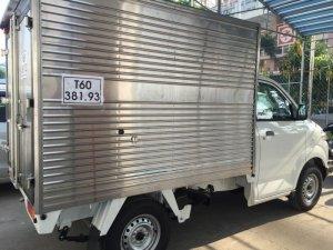 Xe tải thùng inox
