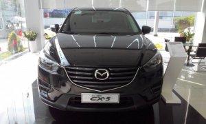 Mazda CX5 giá ưu đãi, quà tặng hấp dẫn nhất trong năm