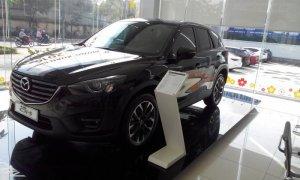 Mazda CX5 phiên bản mới 2016 đã ra mắt, giá ưu đãi, quà tặng hấp dẫn nhất hiện tại