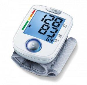 Máy đo huyết áp điện tử cổ tay Beurer BC44 của CHLB Đức hàng nhập khẩu chính hãng