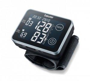 Máy đo huyết áp điện tử cổ tay Beurer BC58 màn hình cảm ứng