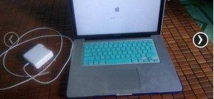 Macbook pro mid 2009 15inch chính hãng