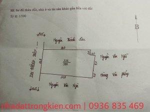 Bán đất thổ cư xã Đông Phương huyện Kiến Thụy Hải Phòng 500m2 giá rẻ
