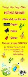 Dạy Organ Piano