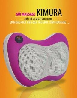 Gối Massage Kimura (Japan)