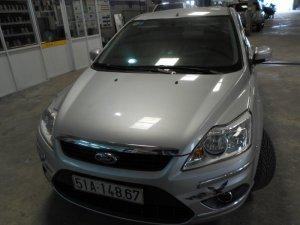 Bán Ford Focus 1.8 MT_sedan sx 2011 ghi bạc...