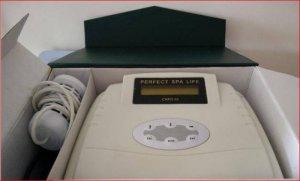 Bảo vệ sức khỏe đơn giản với Máy giải độc tố Spa Life chính hãng
