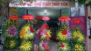 Shop hoa nghệ thuật Thủy Tiên  Địa chỉ: 177a  Lê Lai - Phường Đông Sơn –Thành phố Thanh Hóa.   Email:shophoathanhhoa@gmail.com    -