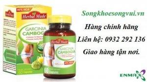 Giảm cân nhanh, hiệu quả bằng thảo dược Garcinia Cambogia