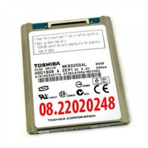 Ổ cứng laptop 1.3-1.8-2.5 hdd  ssd  128gb-160gb 250gb 320gb 500gb giá rẽ nhất mạng