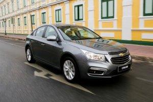 Chevrolet Cruze - LTZ AT 1.8