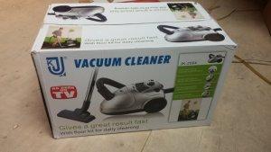 Máy hút bụi Vacuum Cleaner JK-2004 2000W (Đỏ)
